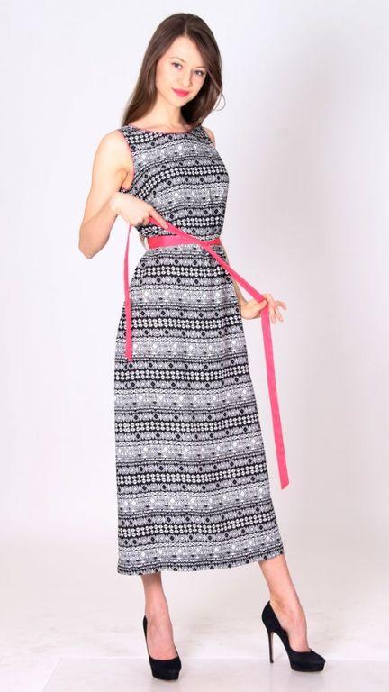 Платье 4111